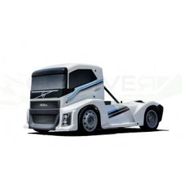 Camion de course Hobao Hyper EPX Truck ARTR Blanc