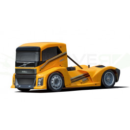 Camion de course Hobao Hyper EPX Truck ARTR Jaune