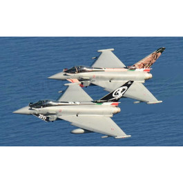 Maquette de EF-2000 Typhoon A.M.I. 1/72