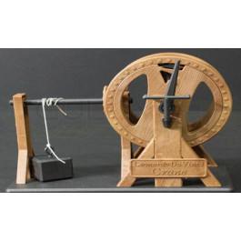 Grue de levage Leonard de Vinci