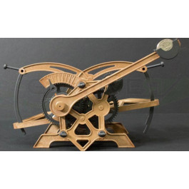 Chronomètre à bille Leonard de Vinci