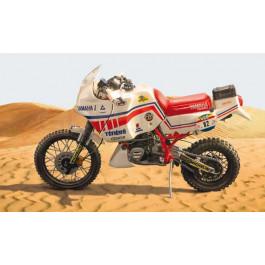 Maquette de moto Yamaha Ténéré 660cc 1/9