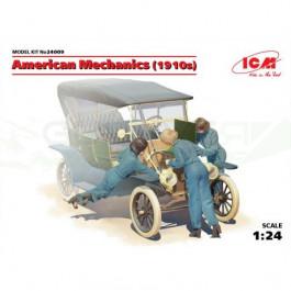 Mécaniciennes Américaines 1/24 ICM