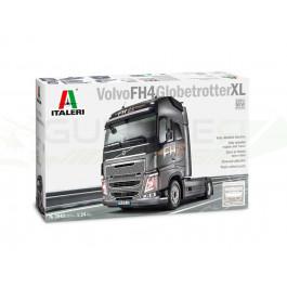 Maquette de camion Volvo FH4 Globetrotter XL Italeri
