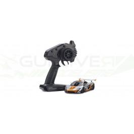 Mini-Z RWD McLAREN P1 GTR SILVER/ORANGE