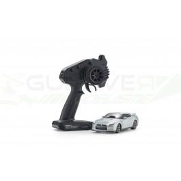 Mini-Z RWD NISSAN GTR R35 ULTIMATE METAL SILVER