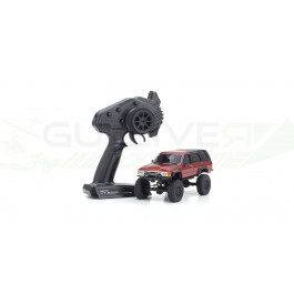 Mini-Z MX-01 Toyota 4Runner Metallic Red