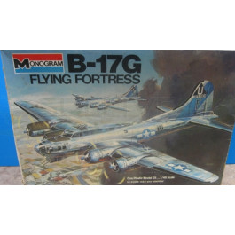 Maquette de Boing B-17 Flying fortress (1/48)