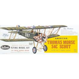 Avion en kit Thomas Morse Scout Guillow's