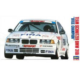Maquette de BMW 318i BTCC 1/24