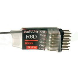 Récepteur RadioLink R6D 2,4GHz 6 voies