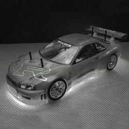 Kit de LED Néon blanc pour voiture RC