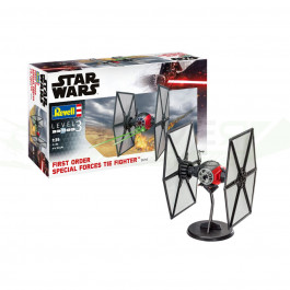 Maquette Star Wars Special Forces TIE Fighter 1/35