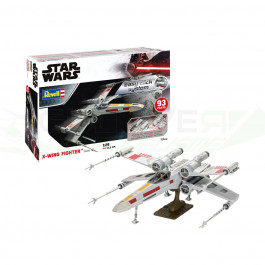 Maquette Star Wars X-Wing Fighter 1/29