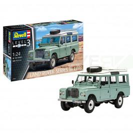 Maquette de voiture Land Rover Series III 1/24