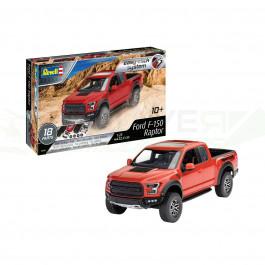 Maquette de voiture Ford F-150 Raptor 1/25 easy kit