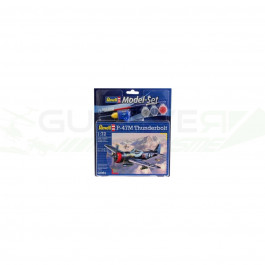 Maquette d'avion P-47m Thunderbolt 1/72 Easy kit