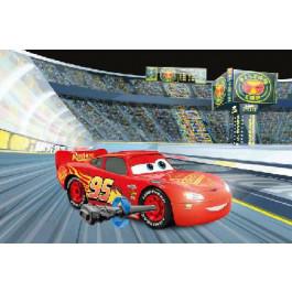 "Maquette de Lightning Mc Queen - Série ""Cars 3"" 1/20"