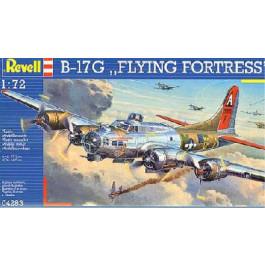 "Maquette de BOEING B-17G ""Forteresse volante"" (1/72)"