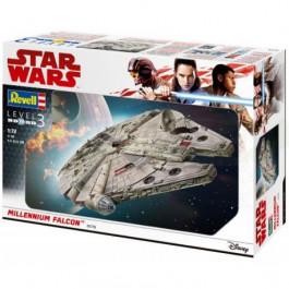 Maquette de Millennium Falcon 1/72 Star Wars