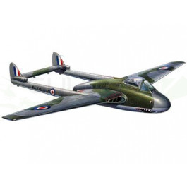Maquette de HAVILLAND VAMPIRE FB.5 1/72 - Model Set