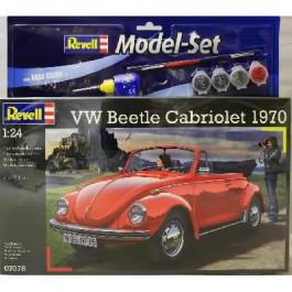 Maquette de VW BEETLE CABRIOLET 1/24 Model Set