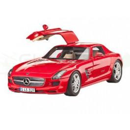 MODEL SET - Mercedes SLS AMG (1/24)