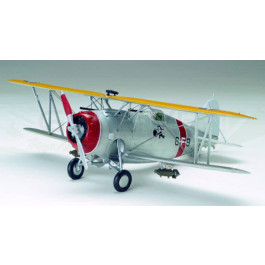 Maquette de F3F-1 Classic US Navy Fighter 1/48