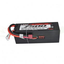 Batterie LIPO 14,8V 7500mAh 4S 45C