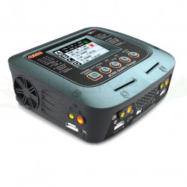 Chargeur Q200 Quattro AC/DC (max 2x100W + 2x50W) Bluetooth