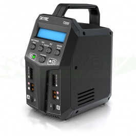 Chargeur T200 double AC/DC (2x100w)