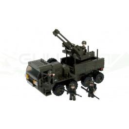 Sluban Transport armement 306pcs M38-B0302