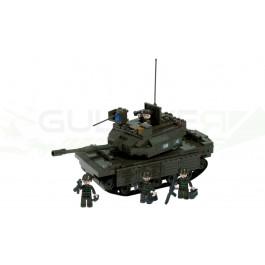 Sluban Tank Lourd 312pcs M38-B6500