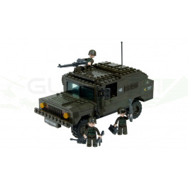 Sluban Hummer 191pcs M38-B9900
