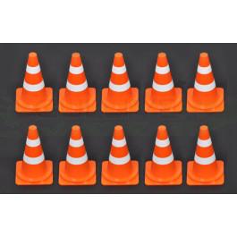 Cones de balisage (10p)