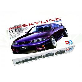 Maquette de Skyline GTR V-SPEC