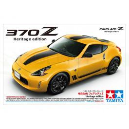 Maquette de Nissan 370Z Heritage Edition Tamiya