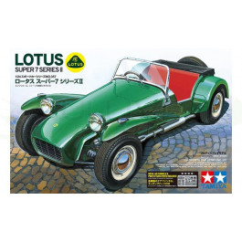 Maquette de voiture Lotus Super Seven Series II