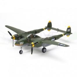Maquette d'avion Lockheed P-38H Lightning Tamiya