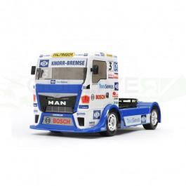 Camion RC MAN TGS Team Hahn Racing 1/14