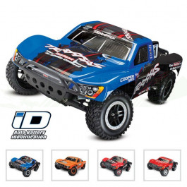 Slash - 4x2 - 1/10 brushed tq 2.4ghz - id Traxxas