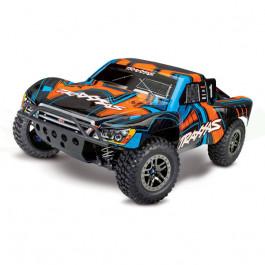 Slash 4X4 Ultimate orange brushless ID TSM