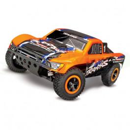 Slash 4X4 Orange 1/10 brushless ID TSM (ss AQ/CHG)