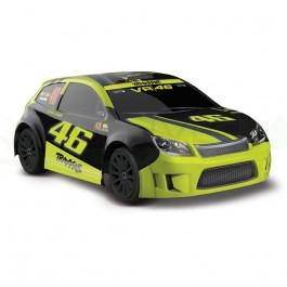 Latrax Rally VR46 Édition 4x4 - 1/18 brushed TQ 2.4GHZ Traxxas