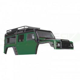 Carrosserie complete Land Rover Defender vert