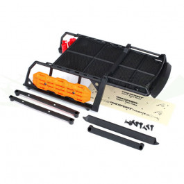 Rack de toit + matériel montage pour TRX-4 Sport Traxxas