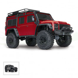 TRX-4 LAND ROVER Scale Crawler Defender Rouge RTR Traxxas