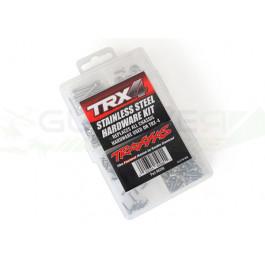 Kit visserie complet pour TRX-4 en acier inoxydable Traxxas