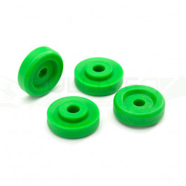 Rondelles de roues vertes pour Traxxas Maxx