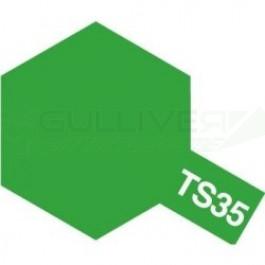 Bombes de peinture Vert Pré TS35 Tamiya